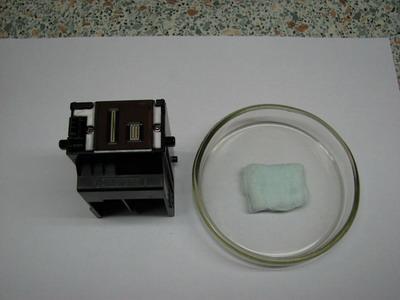 Промывка принтера Canon. 5.