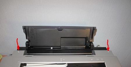 Разборка принтера epson t50 своими руками