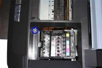 Полная инструкция по разборке струйного принтера Epson Stylus Photo R270 и Epson Stylus Photo R390.