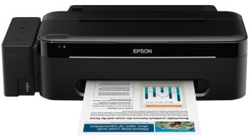 драйвера для принтера эпсон 100