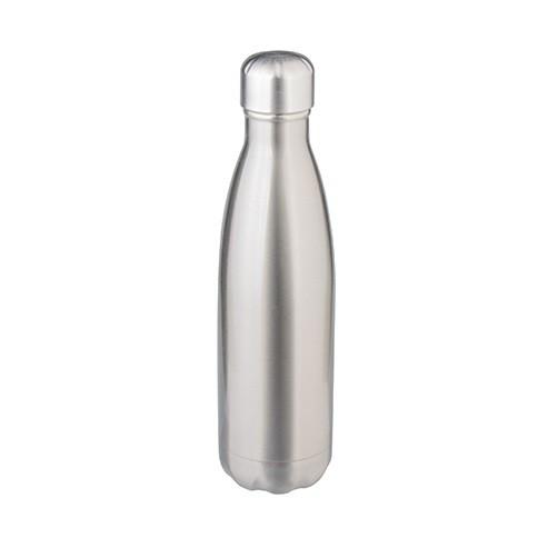 Бутыль стальная под сублимацию 500 мл. (Серебро)