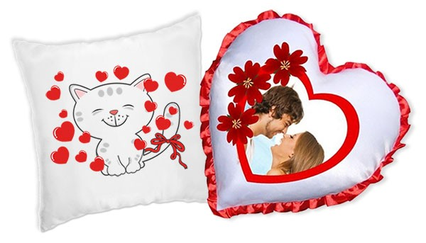 Картинки подушек для сублимации