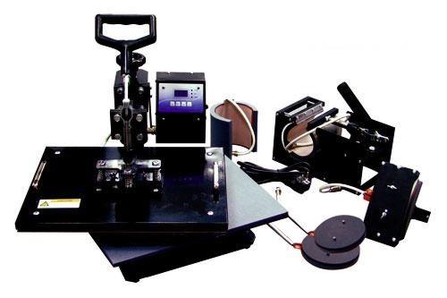 Инструкция к термопрессу универсальный 6 в 1 grafalex