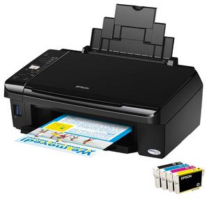 Скачать найти драйвер на принтер epson