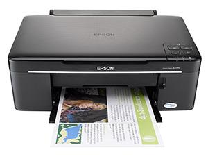 скачать драйвер принтера epson sx125