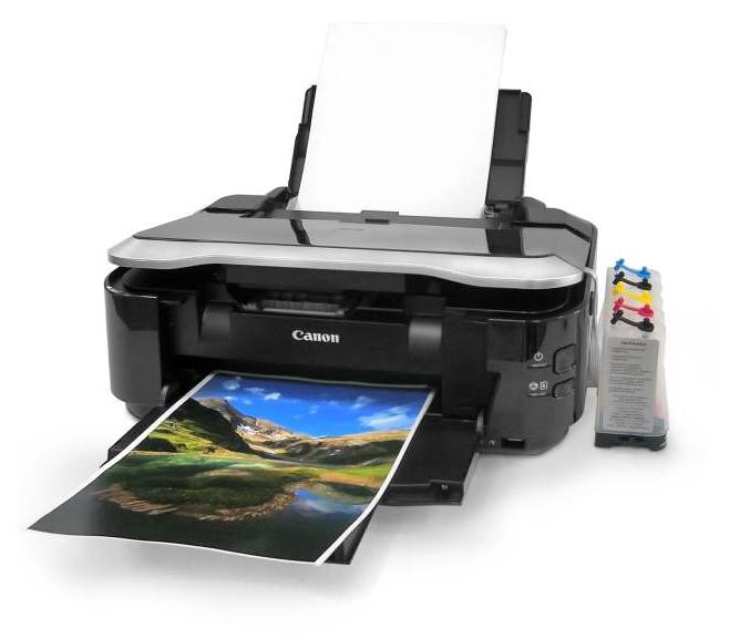 Инструкция по установке принтера canon