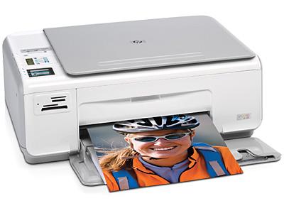 Бесплатно скачать драйвер для принтера hp photosmart c4283