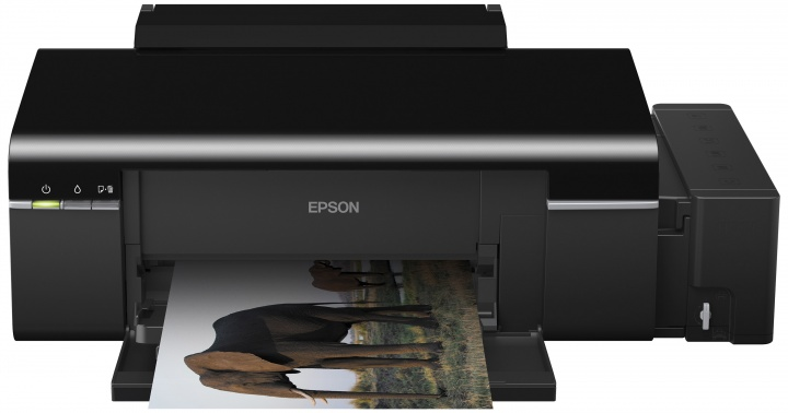 Фабрика печати Epson Stylus Photo L800 с СНПЧ