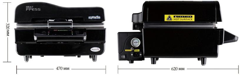 Инструкция Термопресс 3d - фото 2