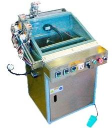 Аппараты для сборки и спайки пластиковых карт перед спеканием