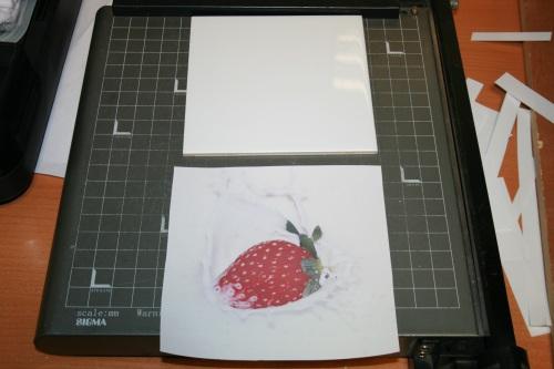 Подготовка изображения к переносу на плитку